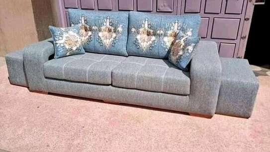 Beautiful Modern Quality 3 Seater Sofa image 1