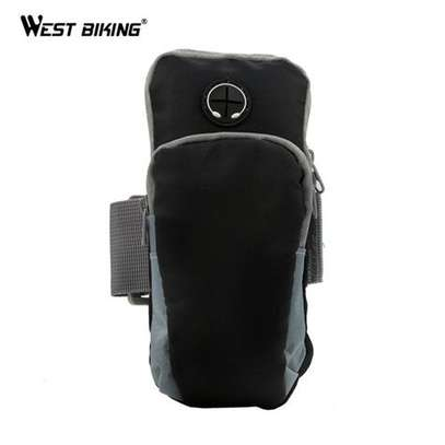 Running Sport Bag Fitness Gym Jogging Riding Cycling Phone Armband image 2