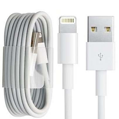 Iphone Charger USB Data Cable iPhone 5 5S 5C 6 6 Plus iPad and iPod image 1
