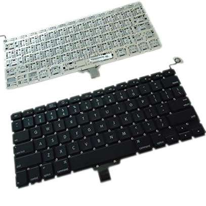 A1278 Keyboard Replacement Without Backlight Backlit for MacBook Pro 13 US Layout