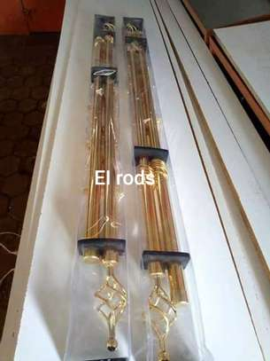 CURTAIN RODS ASSORTED