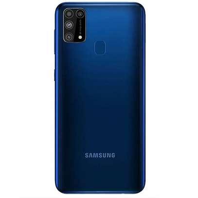 "Samsung Galaxy M31, 6.4"", 128GB + 6GB RAM (Dual SIM), 6000mAh, Blue image 1"