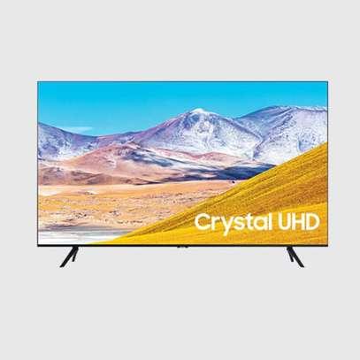 Samsung 55″ Crystal UHD 4K Smart TV – 55TU8000 (2020)+1 year warranty +New sealed image 2