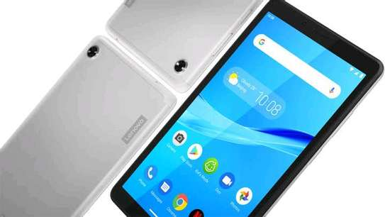 Lenovo Tab M7, 7 Android Tablet, Quad-Core Processor, 1.3GHz, 16GB Storage, Bluetooth, WiFi, 10 Hour Battery, Android 9 Pie image 3