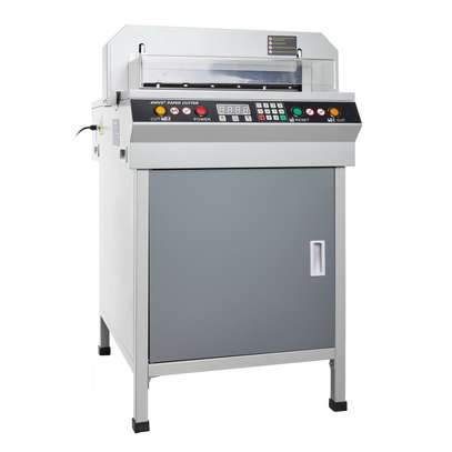 """18"""" 450mm Automatic Electric Paper Cutter Cutting Machine Power-off protection image 1"""