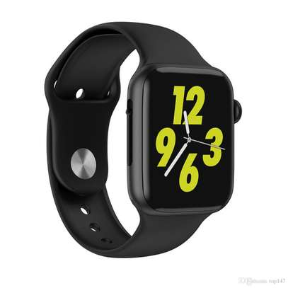 W4 Bluetooth Smart watch with Heart Rate Monitor image 1