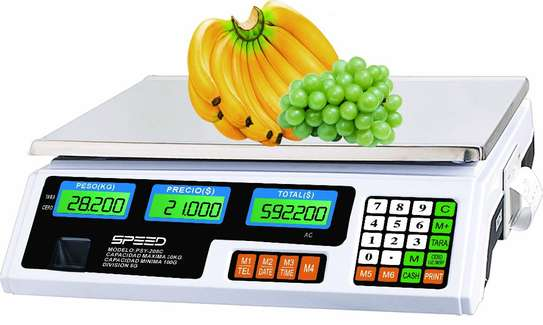 30kg package price scale digital scale image 1