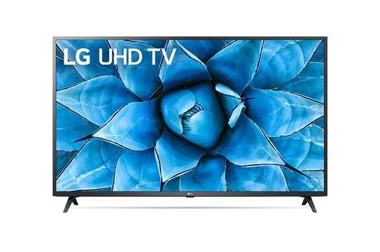 LG 55 inch UHD 4K  Smart ThinQ AI TV image 1