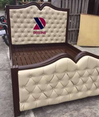 5 by 6 Deep Buttoned Beds