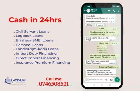 Logbook Loans image 1