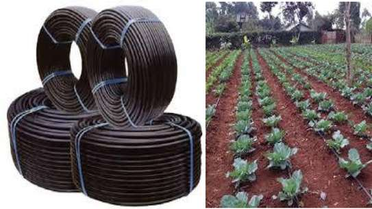 Irrigation Pipes & Installation 100k