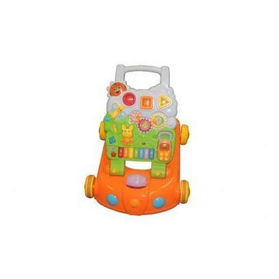 Babynkids Piano Activity Baby Walker image 2