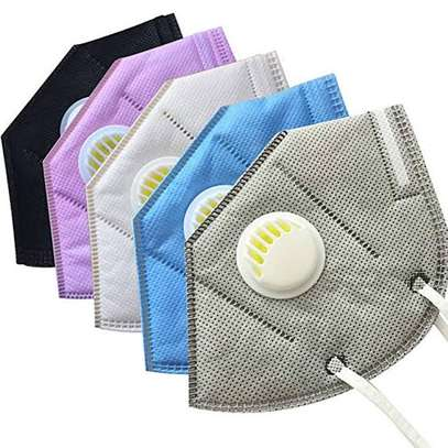 KN95 Disposable  Face Mask image 1