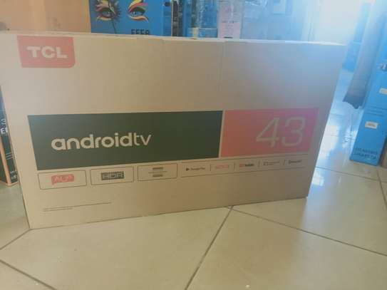 tcl 43 smart android digital tv on offer