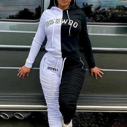 Two Piece Trackpants image 1