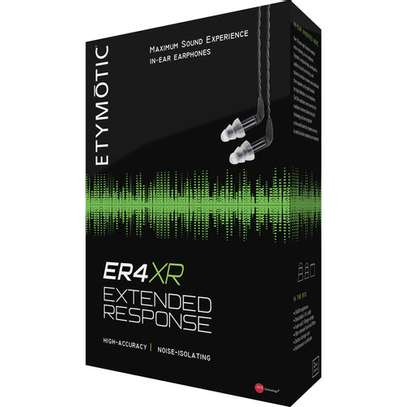 Etymotic Research ER4XR In-Ear Extended Response Earphones image 4