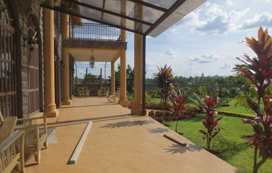5 bedroom house for rent in Thigiri image 15