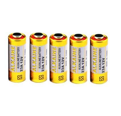 Alkaline Battery 23A 12V 5pcs image 1