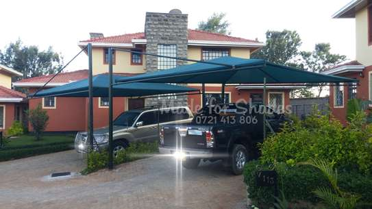 Car Shades and Canopies