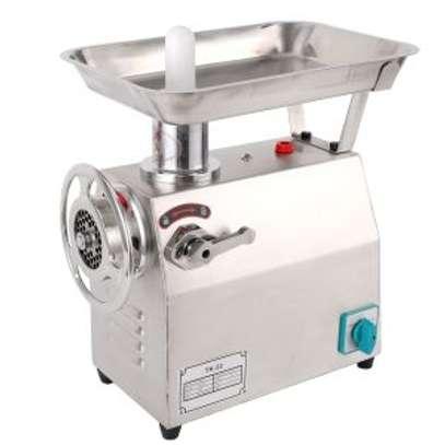 Automatic Meat Mincer Grinder Butcher Mincing Machine TK-22 220V 250Kg image 1