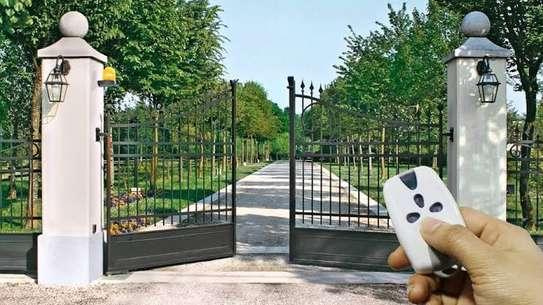 Automated gates image 1