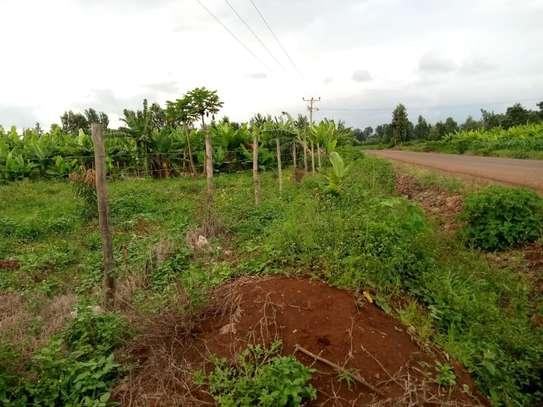 Furnished 1 ac land for sale in Kirinyaga Central image 1
