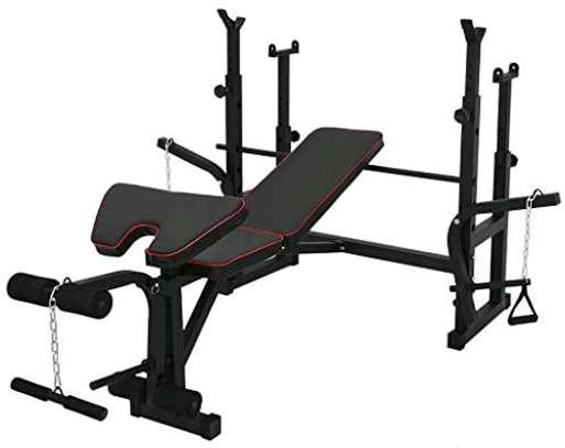 Weight-lifting bench image 4