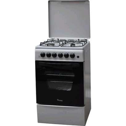 Ramtons 4burner + electric oven image 1