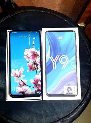 mobile Huawei y9s