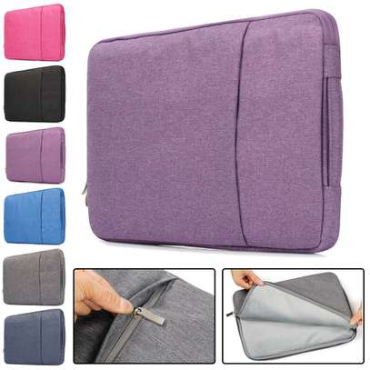 Pouch Sleeve Case Cover Laptop Bag For MacBook Air/Pro/Retina Lenovo Dell Asus image 2