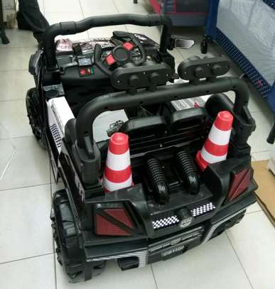 Battery operated police car 30.0 tc image 2