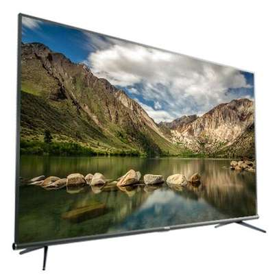 TCL 43 inches Smart Android UHD 4K with HDR -43P8M image 1