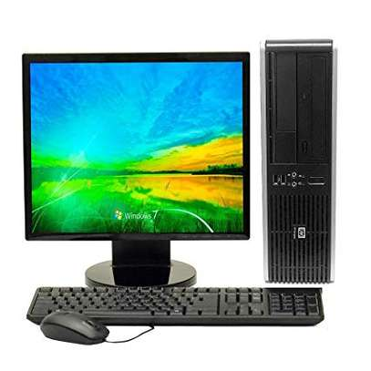 "Complete set desktop Core2Duo/Duocore 2gb/160gb/17"" monitor"