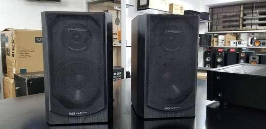 BIC America Venturi DV62si 2-Way Bookshelf Speakers, Pair image 4
