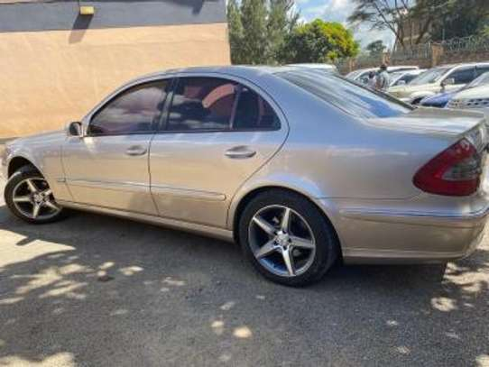 2005 Mercedes-Benz E200 KBT Auto Petrol 1.8litre. Super image 7