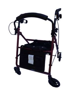 Rolling Walker Rollator with Seat and basket