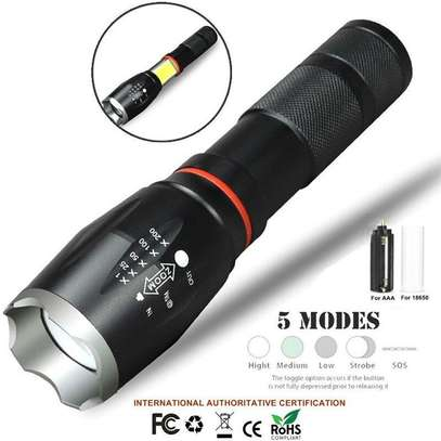 Highlight HIGLGHT Zoomable Torch magnetic lamp image 1