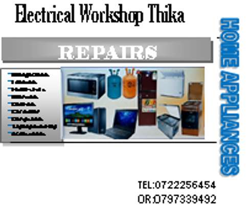 HOME APPLIANCES REPAIRS image 1