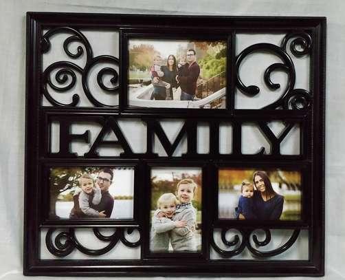 Photo Frame*Family*Black*KSh*1450 image 1