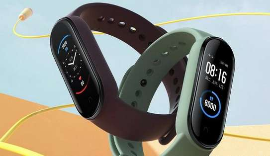 Xiaomi Mi Band 5 Smart Fitness tracker image 4