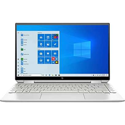 """HP SPECTRE X360 13-AW0013DX Ci7 1.3GHz 512SSD/ 8GB/ 13.3"""" TOUCH/BACKLIT KB/FINGERPRINT/ WIN 10 HOME-NATURAL SILVER image 1"""