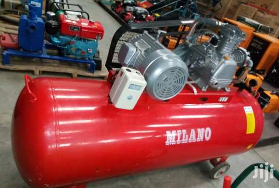 Electric Air Compressor image 1