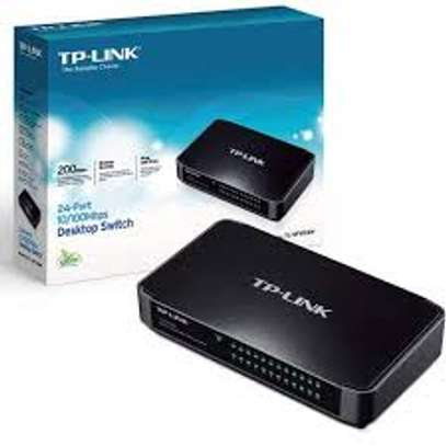 TP-Link 24-Port Desktop Switch TL image 1