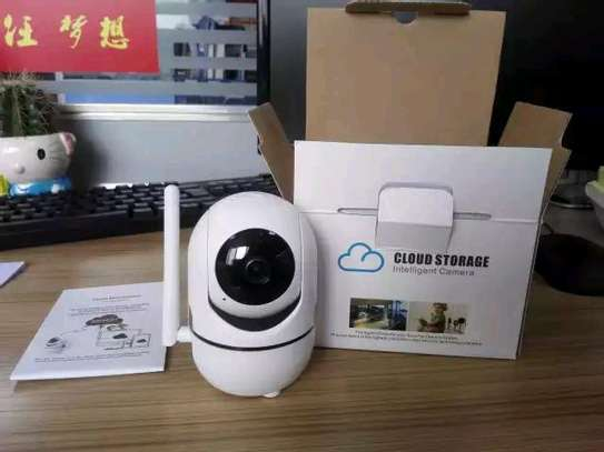 Nanny camera HD WIFI cloud storage image 2