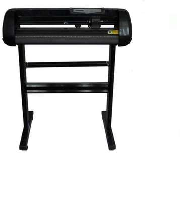 24 inch Cutting Plotter with Craftedge Softwar and  Heat Press Transfer Vinyl Different Colors image 4