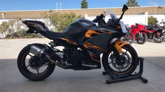 2018 Kawasaki Ninja 400 for sale with great miles image 2