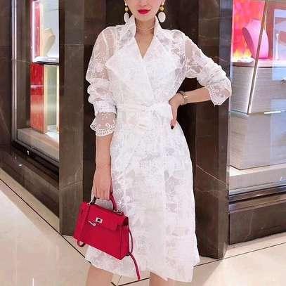 Lace TwoPiece Dress image 1