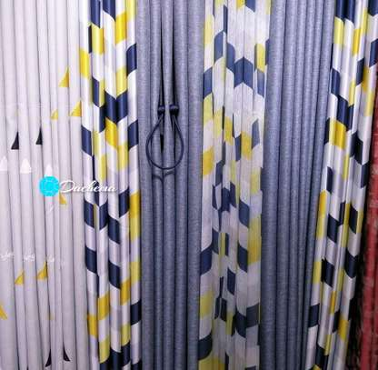 custom-made double sided curtains image 1