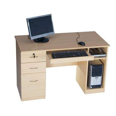 Executive office and home computer study tables image 13