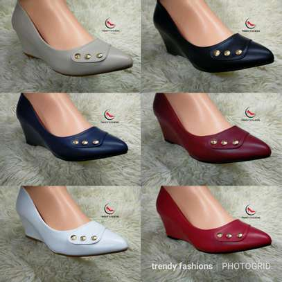 Tredy wedges shoes image 1